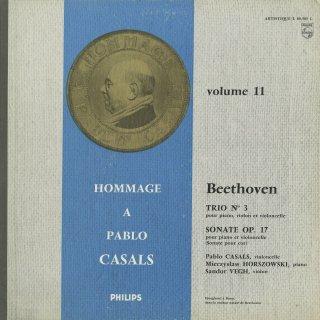ベートーヴェン:ピアノトリオ3番Op.1−3,チェロ・ソナタOp.17