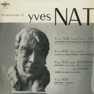「ナットへのオマージュ」ナット:ピアノ協奏曲,ソナチネ,ショパン:ワルツ 他