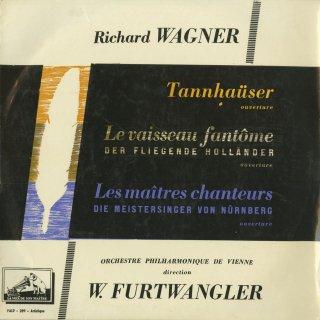 ワーグナー:序曲集/オランダ人,マイスタージンガー,タンホイザー