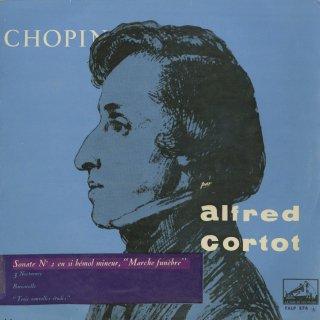 ショパン:ピアノ・ソナタ2番Op.35,夜想曲2,4,7番,舟歌Op.60,3つの新しい練習曲
