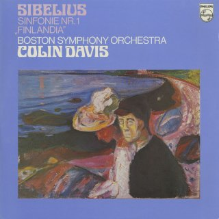 シベリウス:交響曲1番Op.39,フィンランディアOp。26