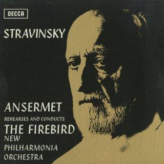 ストラヴィンスキー:火の鳥(演奏とリハーサル)