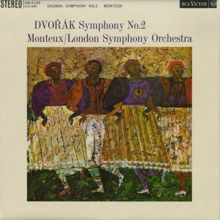 ドヴォルザーク:交響曲2番Op.70