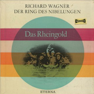 ワーグナー:ラインの黄金(全曲)