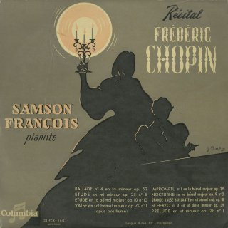 ショパン:バラード4番,スケルツォ3番,練習曲(2曲),ワルツ(2曲),夜想曲,前奏曲,即興曲