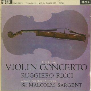 チャイコフスキー:ヴァイオリン協奏曲Op.35
