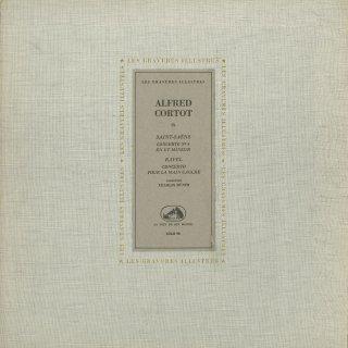 ラヴェル:左手のためのピアノ協奏曲,サン・サーンス:ピアノ協奏曲4番Op.44