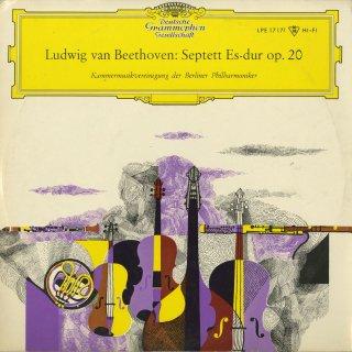 ベートーヴェン:七重奏曲Op.20,モーツァルト:ファゴット・チェロのためのソナタK.292