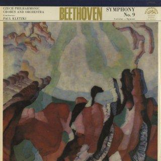 ベートーヴェン:交響曲9番Op.125「合唱付」,序曲「コリオラン」,序曲「エグモント」