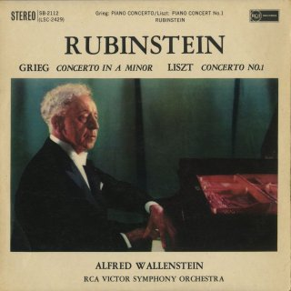ピアノ協奏曲集/グリーグ:Op.16,リスト:1番