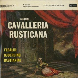 マスカーニ:カヴァレリア・ルスティカーナ,ビョルディング・オペラ・アリア集