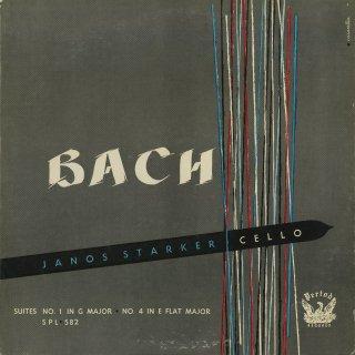 バッハ:無伴奏チェロ組曲1番BWV1007,4番BWV1010