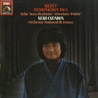 ビゼー:交響曲,序曲「祖国」Op.19,子供の遊びOp.22