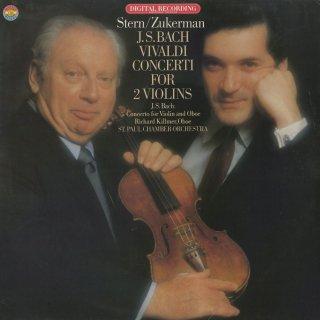 2ヴァイオリン協奏曲集/バッハB.1043,1060,ヴィヴァルディ:Op.3−8