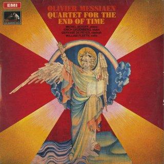 メシアン:世の終りのための四重奏曲