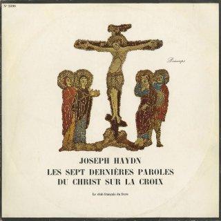 ハイドン:十字架上のキリストの最後の7つの言葉(オーケストラ版)