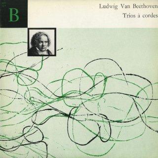 ベートーヴェン:弦楽三重奏Op.3,9−1〜3
