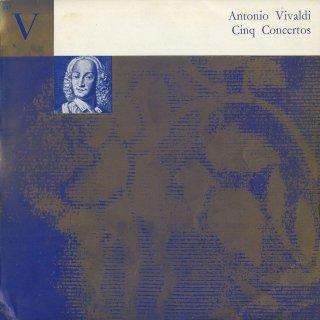 ヴィヴァルディ:協奏曲(5曲)