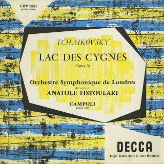チャイコフスキー:白鳥の湖Op.20(全曲)