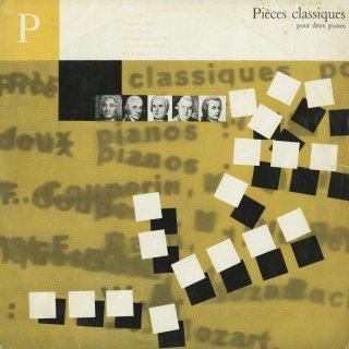 「2台ピアノ・ソナタ集」モーツァルト,クレメンティ,W.F.バッハ,J.C.バッハ,他