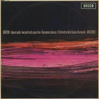 バルトーク:舞踊組曲,二つの肖像Op.5,ルーマニア民族舞曲