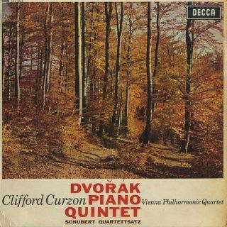 ドヴォルザーク:ピアノ五重奏曲Op.81,シューベルト:SQ12番「四重奏断章」