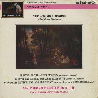 ヘンデル(ビーチャム編):物乞う神々,「アマリリス」組曲,ソロモン〜シバの女王の入城,他