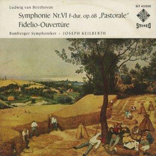 ベートーヴェン:交響曲6番Op.68「田園」,フィデリオ序曲