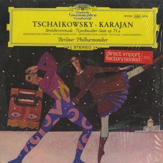 チャイコフスキー:弦楽セレナーデOp.48,組曲「くるみ割り人形」Op.71a