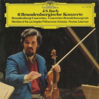 バッハ:ブランデンブルク協奏曲(全6曲)