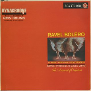 ラヴェル:ボレロ,ラ・ヴァルス,亡き王女のためのパヴァーヌ