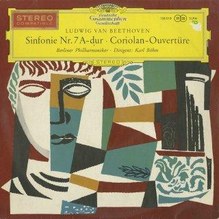 ベートーヴェン:交響曲7番Op.92,コリオラン序曲Op.62