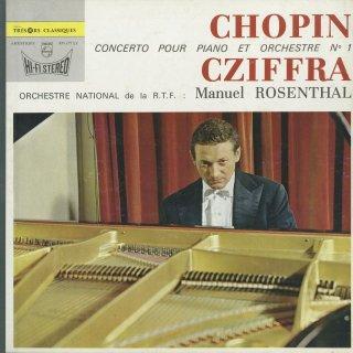 ショパン:ピアノ協奏曲1番Op.11
