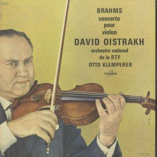 ブラームス:ヴァイオリン協奏曲Op.77