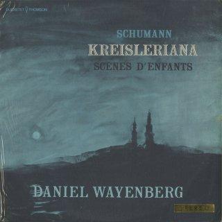 シューマン:クライスレリアーナOp.16,子供の情景Op.15
