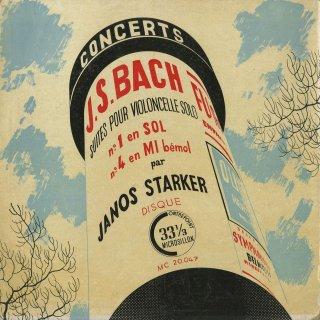 バッハ:無伴奏チェロ組曲1番B.1007,4番B.1010
