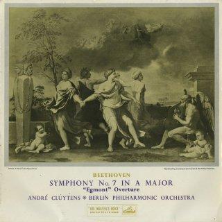 ベートーヴェン:交響曲7番Op.92,エグモント序曲