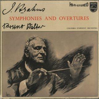 「ブラームス:交響曲全集」交響曲1−4番,大学祝典序曲Op.80,悲劇的序曲Op.81