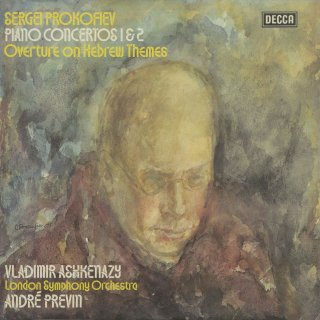 プロコフィエフ:ピアノ協奏曲1番Op.10,2番Op.16,ヘブライの主題による組曲Op.34