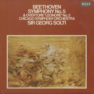 ベートーヴェン:交響曲5番Op.67「運命」,レオノーレ序曲3番