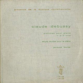 ドビュッシー:前奏曲集第1,2集(全24曲),12の練習曲