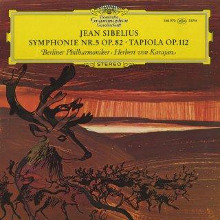 シベリウス:交響曲5番Op.82,タピオラOp.112