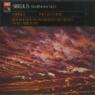 シベリウス:交響曲7番Op.105,交響詩「海の精」Op.73,「タピオラ」Op.112