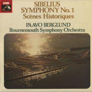 シベリウス:交響曲1番,歴史的情景Op.25