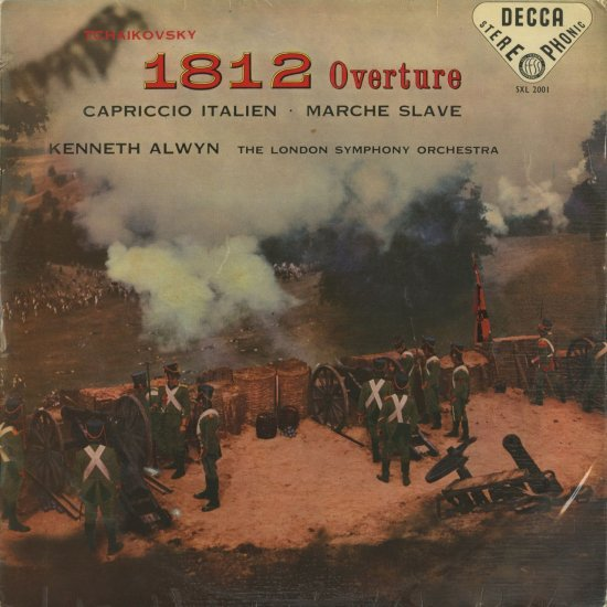 チャイコフスキー:序曲「1812年...