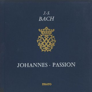 バッハ:ヨハネ受難曲BWV.245(全曲)