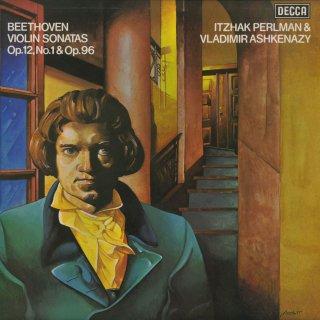 ベートーヴェン:ヴァイオリン・ソナタ1番Op.12−1,10番Op.96
