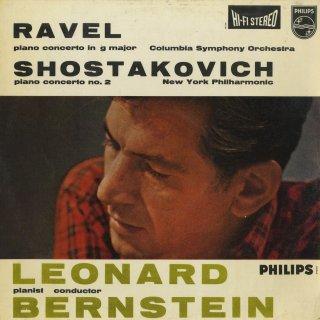 ピアノ協奏曲集/ラヴェル,ショスタコーヴィチ:2番Op.101