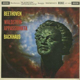 ベートーヴェン:ピアノ・ソナタ21番「ワルトシュタイン」,23番「熱情」