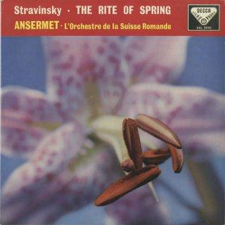ストラヴィンスキー:春の祭典